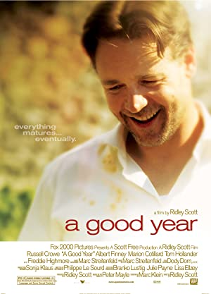 A Good Year Poster Image