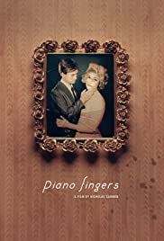 Piano Fingers Poster