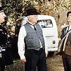 Louis de Funès, Jean Gabin, and Pierre Tornade in Le tatoué (1968)
