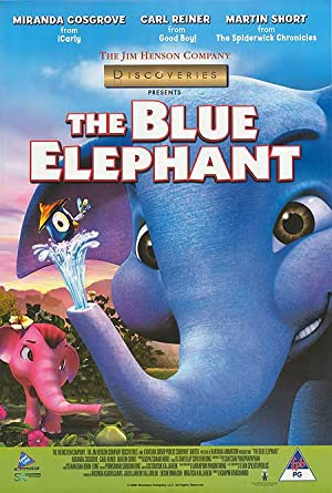 Animation The Blue Elephant Movie