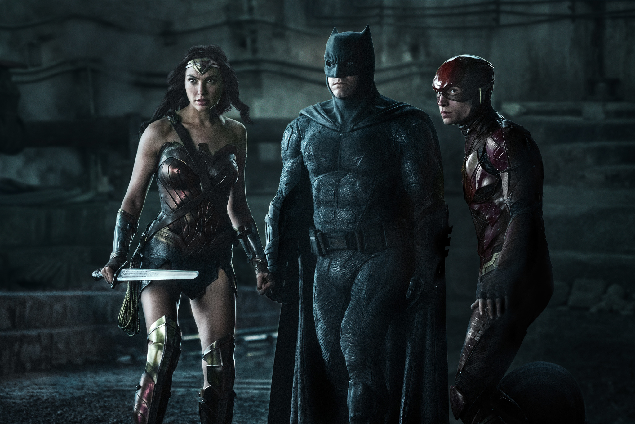 Justice League 2017 Photo Gallery Imdb