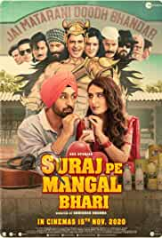Suraj Pe Mangal Bhari (2020) HDRip kannada Full Movie Watch Online Free
