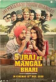 Suraj Pe Mangal Bhari (2020) HDRip Kannada Movie Watch Online Free