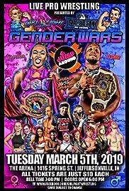 PPW/Girl Fight Gender Wars 2 Poster