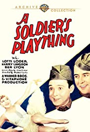 A Soldier's Plaything Poster