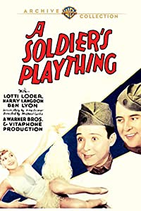 A Soldier's Plaything Harry Langdon