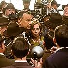 Tom Hanks and Amy Ryan in Bridge of Spies (2015)