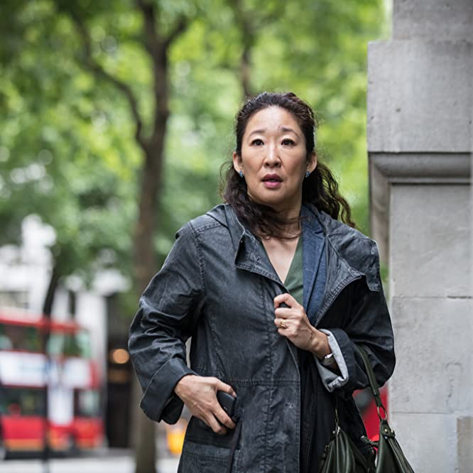 Sandra Oh in Killing Eve (2018)