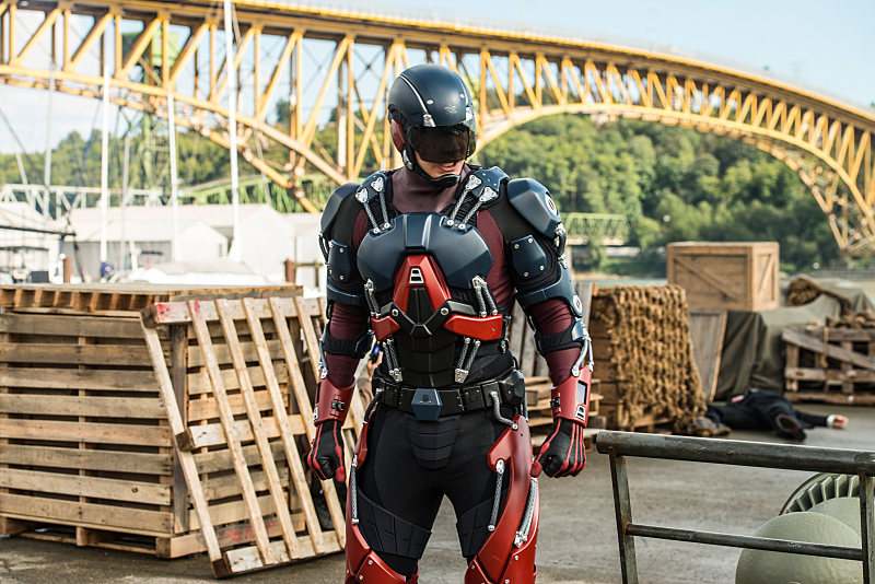 Brandon Routh in Legends of Tomorrow (2016)