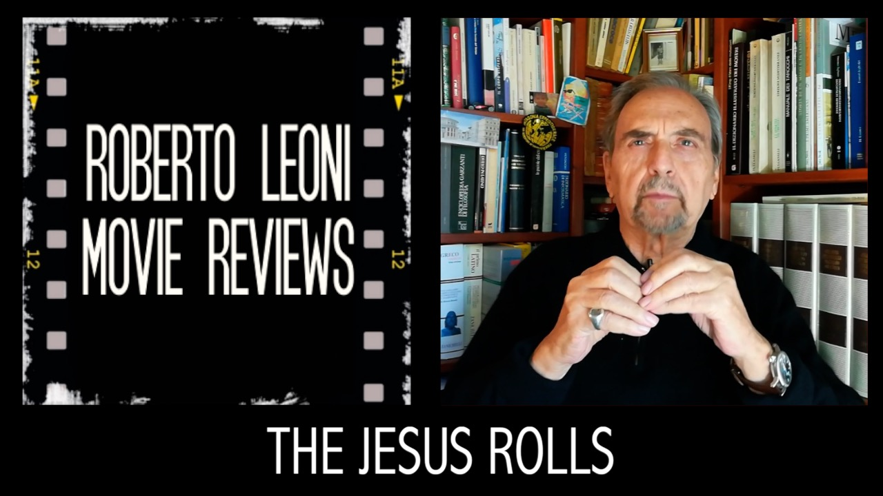 Roberto Leoni in The Jesus Rolls (2019)