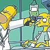 Dan Castellaneta and Harry Shearer in The Simpsons (1989)