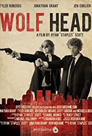 Wolf Head Poster