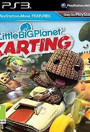 LittleBigPlanet Karting Poster