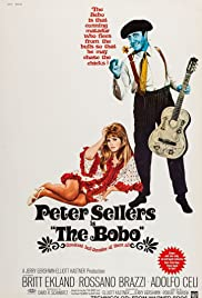 The Bobo (1967) Poster - Movie Forum, Cast, Reviews