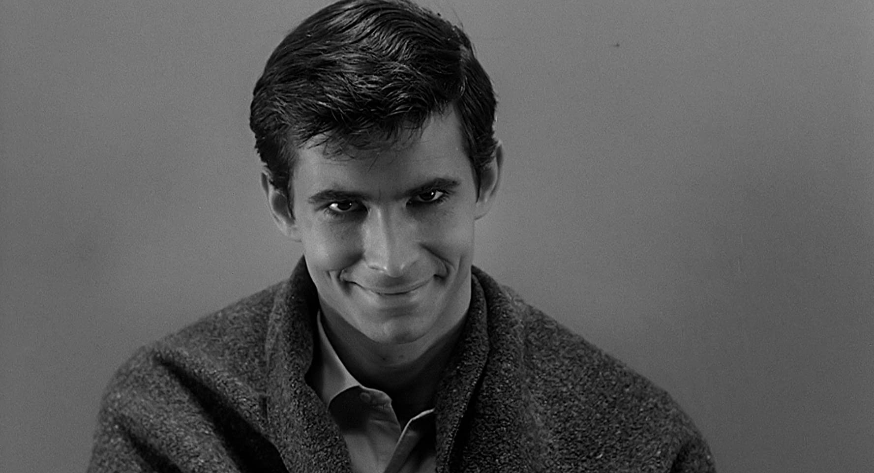 Anthony Perkins in Psycho 1960