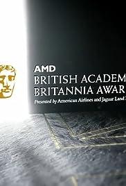 The British Academy Britannia Awards Poster