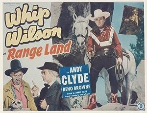 Lambert Hillyer Range Land Movie