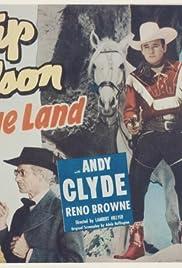 Range Land Poster
