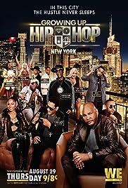 Growing Up Hip Hop: New York Poster