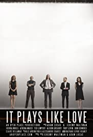 It Plays Like Love Poster