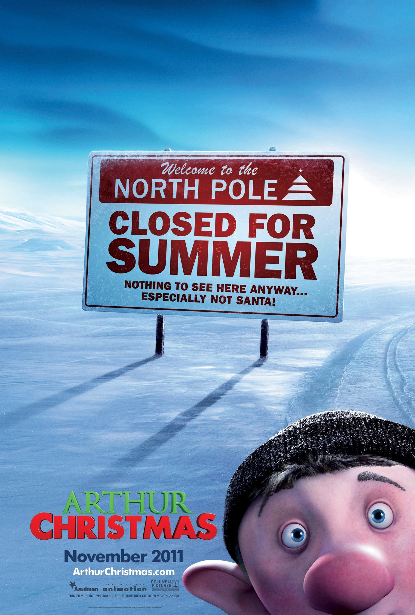 Arthur Christmas 2011 Photo Gallery Imdb