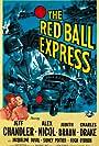 Jeff Chandler, Judith Braun, and Charles Drake in Red Ball Express (1952)