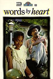 Words by Heart Poster