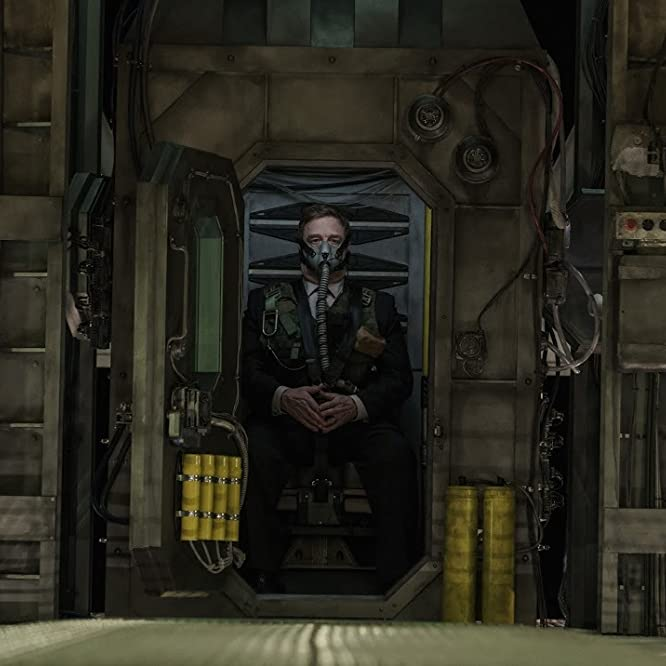 John Goodman in Captive State (2019)