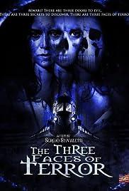 I tre volti del terrore Poster