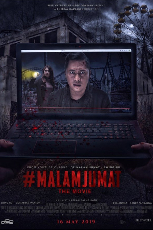 Poster Malam Jumat: The Movie (2019)