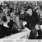 Irene Dunne, Jacqueline deWit, Fred MacMurray, and Philip Ober in Never a Dull Moment (1950)