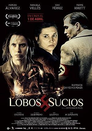 Lobos sucios film Poster