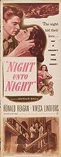 Night Unto Night (1949) Poster