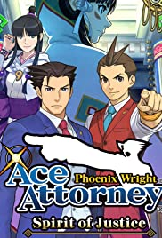 Phoenix Wright Ace Attorney: Spirit of Justice Poster