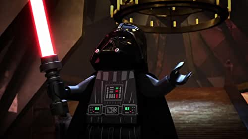 """""""Are you afraid of the Darth? LEGO Star Wars Terrifying Tales, an Original Special, starts streaming October 1 on Disney Plus."""