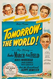 Tomorrow, the World! Poster