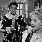 Lisa Gastoni and Nino Taranto in Il monaco di Monza (1963)