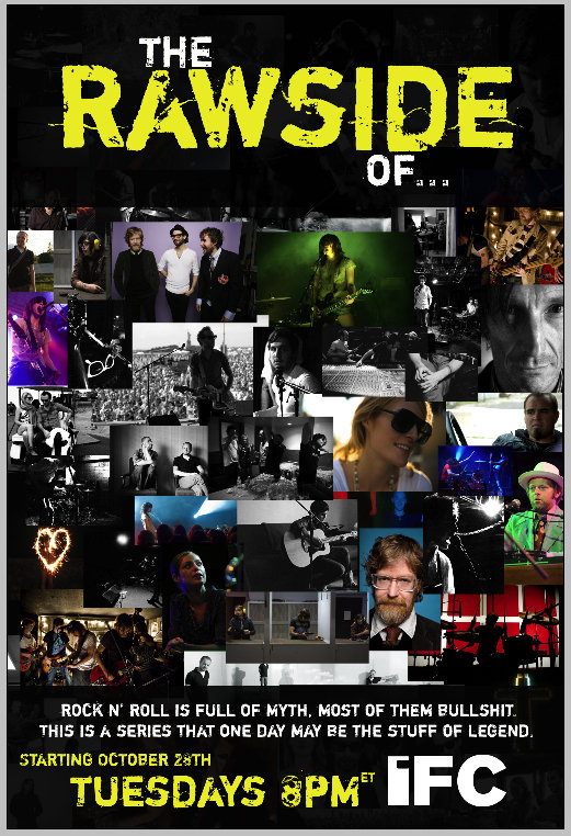 The Rawside of... (2008)