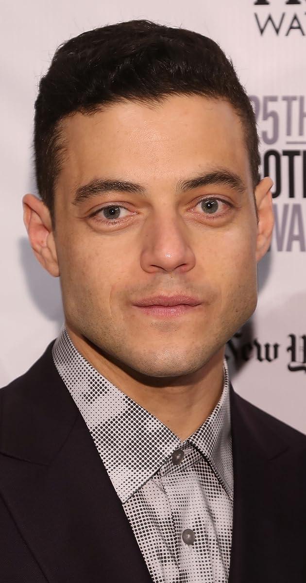 Rami Malek - IMDb
