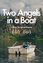 Two Angels in a Boat