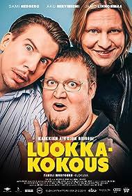 Aku Hirviniemi in Luokkakokous (2015)
