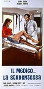 Il medico... la studentessa (1976) Poster