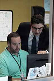Alfred Molina and Bryan Krasner in Law & Order: Los Angeles (2010)