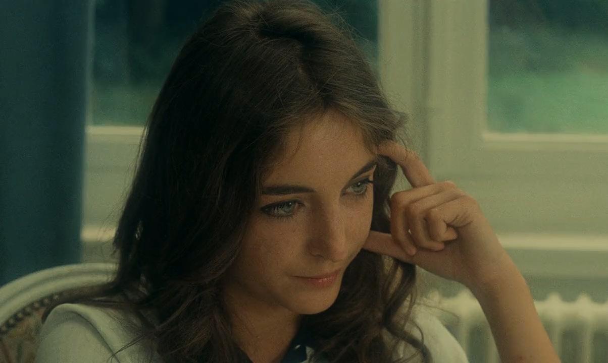 Christine Pascal in La meilleure façon de marcher (1976)