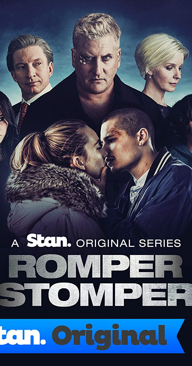 Download Romper Stomper or watch streaming online complete episodes of  Season1 in HD 720p 1080p using torrent