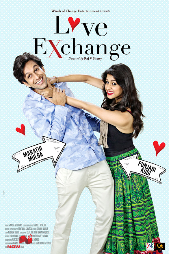 Love Exchange (2015) Hindi 350MB HDRip 480p Download