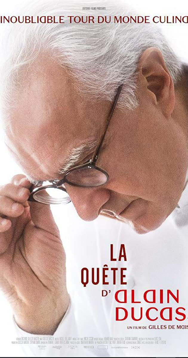Subtitle of The Quest of Alain Ducasse