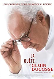Image result for The Quest for Alain Ducasse hd poster