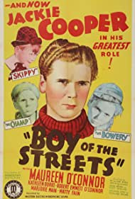 Jackie Cooper in Boy of the Streets (1937)
