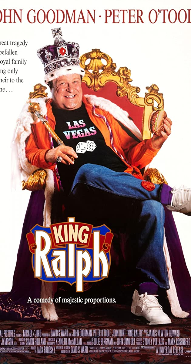 Subtitle of King Ralph